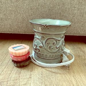 Yankee Candle wax warmer